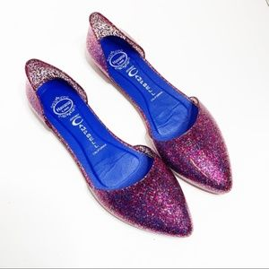 Sale Jeffrey Campbell Jelly Love d'Orsay Flat 7